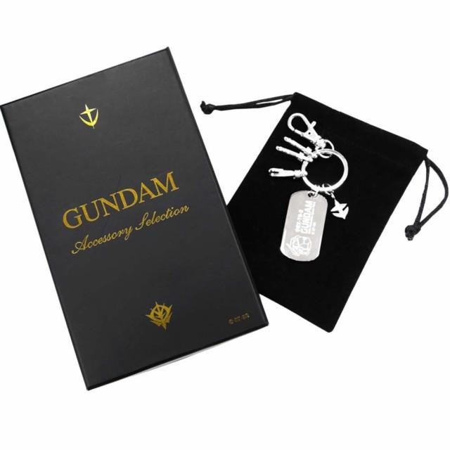 機動戦士ガンダム GUNDAM メタルプレート キーホ...