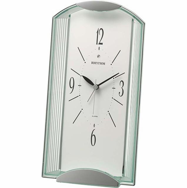 RHYTHM エピソル556 4SE556SR03 クォーツ置時計 ...