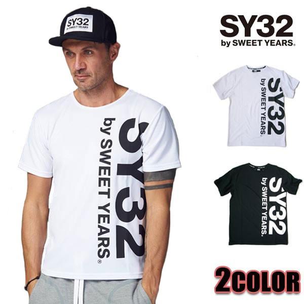 メール便送料無料SY32 by SWEET YEARS Tシャツ メ...