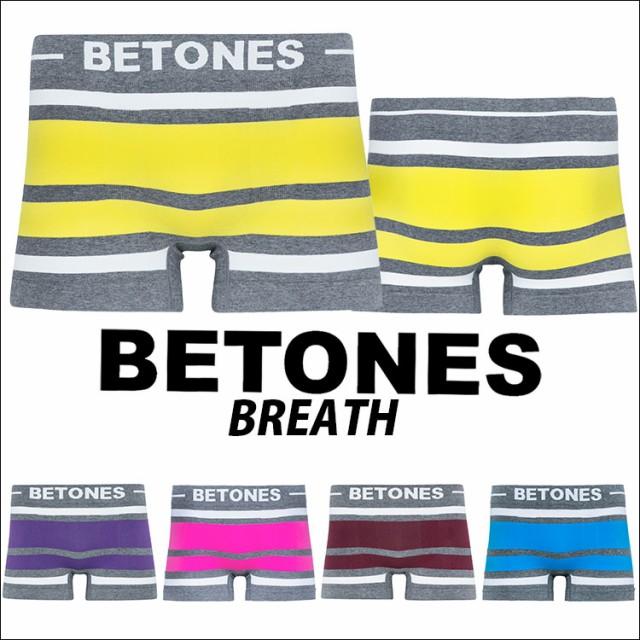 【BETONES/ビトーンズ】 ボクサーパンツ BREATH ...