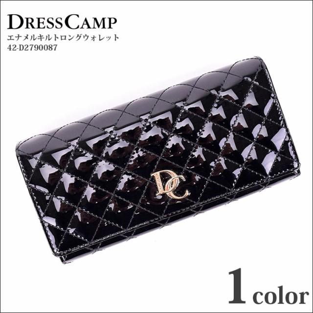 【ドレスキャンプ DRESS CAMP】財布ラウンドジッ...