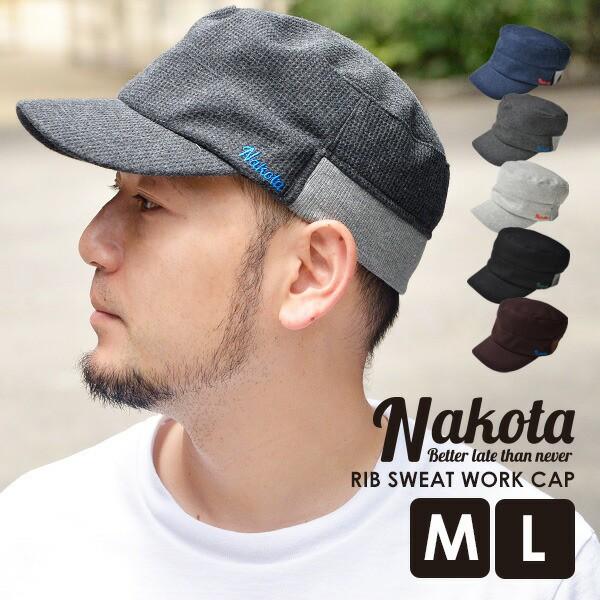 帽子 ワークキャップ メンズ レディース nakota ...
