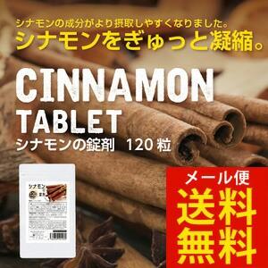 シナモン サプリメント【メール便★送料無料】シ...