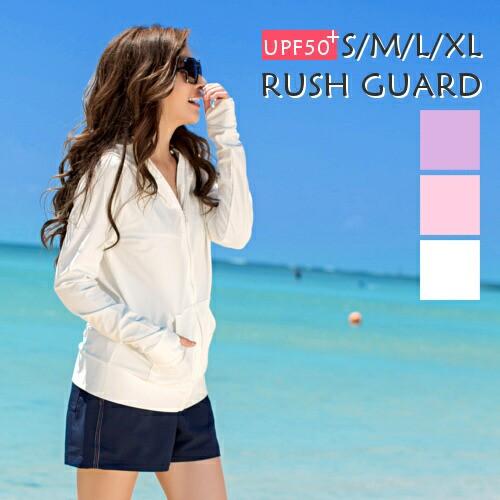 k10049) ラッシュガード/レディース 長袖 水着UV...