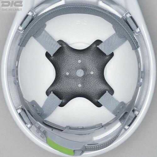 作業ヘルメット内装 DICヘルメット X2内装一式(テ...