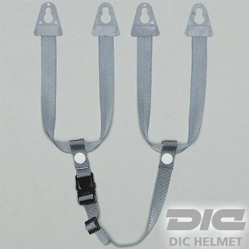 作業ヘルメット 交換用 DICヘルメット E1ワンタッ...