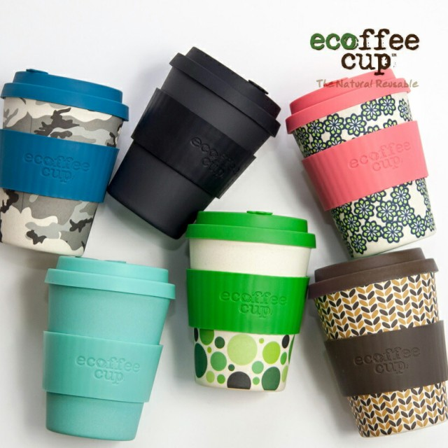 ecoffee cup エコーヒーカップ タンブラー デザイ...