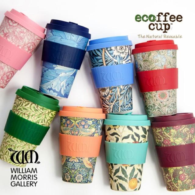 ecoffee cup エコーヒーカップ WILLIAM MORRIS ウ...