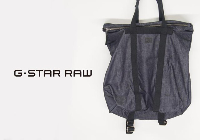 G-STAR RAW[ジースターロウ] Estan Shopper Denim...