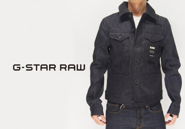 G-STAR RAW[ジースターロウ]D-staq ジャケット/D0...