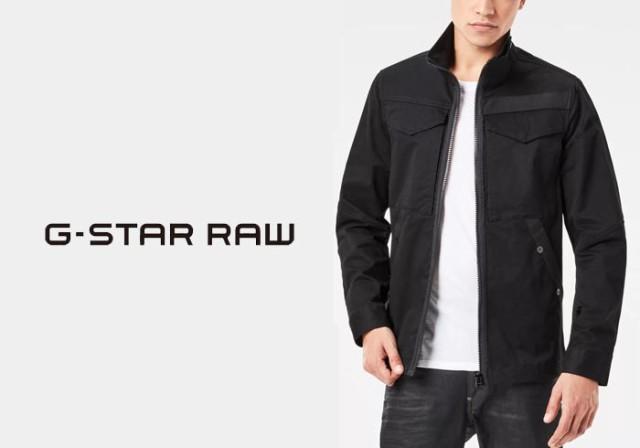 G-STAR RAW[ジースターロウ] Deline Overshirt ジ...