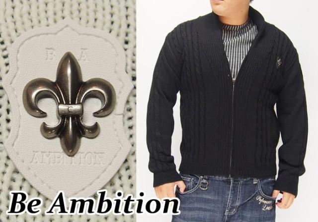 Be Ambition[ビーアンビション] クロスワッペン&...