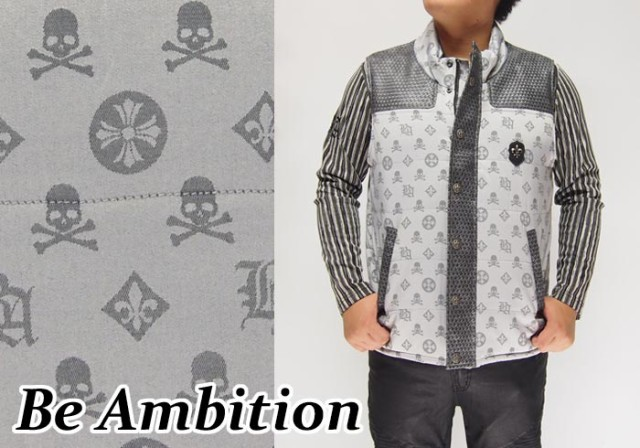 Be Ambition[ビーアンビション] 百合ワッペン&ロ...