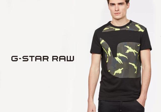 G-STAR RAW[ジースターロウ] Froatz Tシャツ/ジー...
