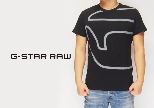 G-STAR RAW[ジースターロウ] ASCOP Tシャツ/ジー...