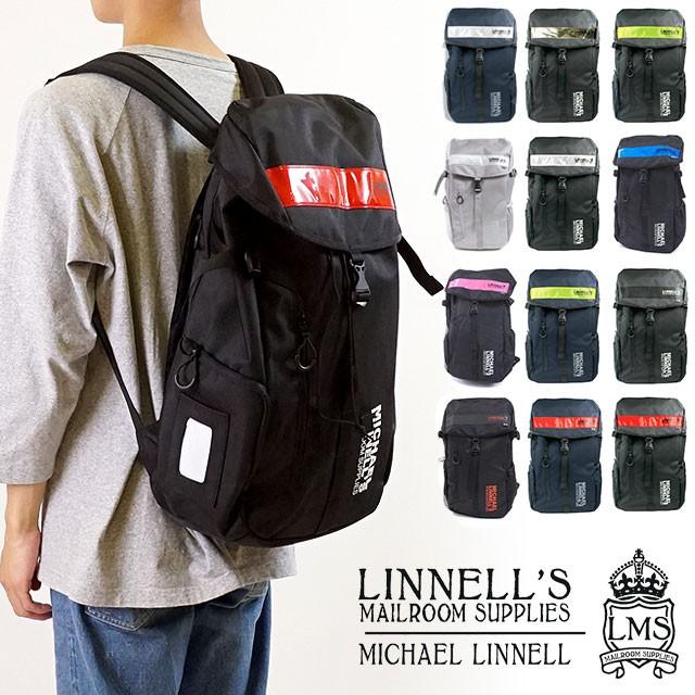 即納 MICHAEL LINNELL マイケルリンネル 30L リュ...