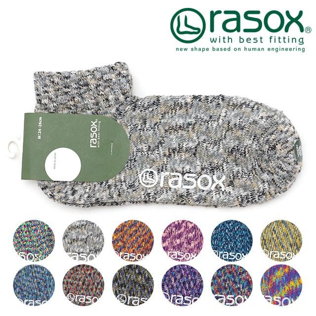 【即納】rasox ラソックス 靴下 ソックス SPLUSH ...
