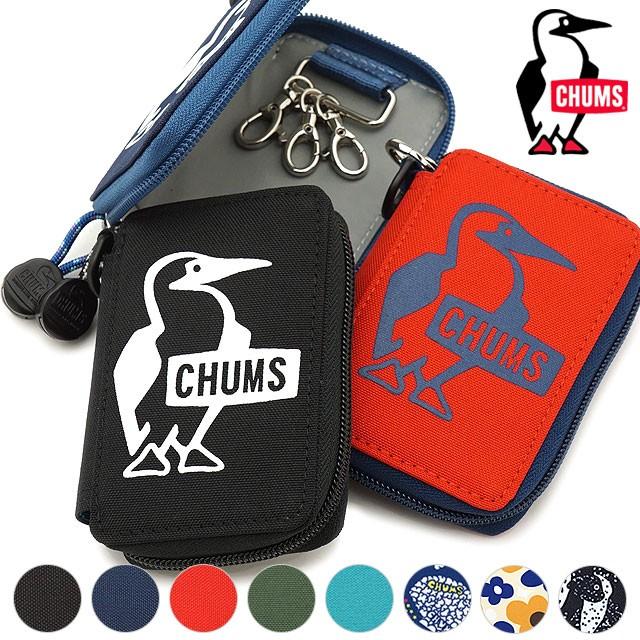 【即納】CHUMS チャムス バッグ Eco Key Zip Case...