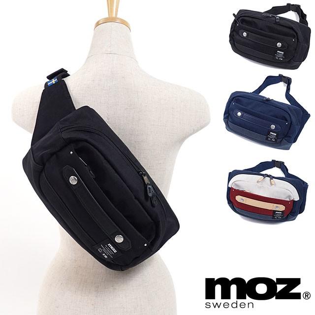 【即納】moz モズ バッグ ZZCI-10A ウエストポー...