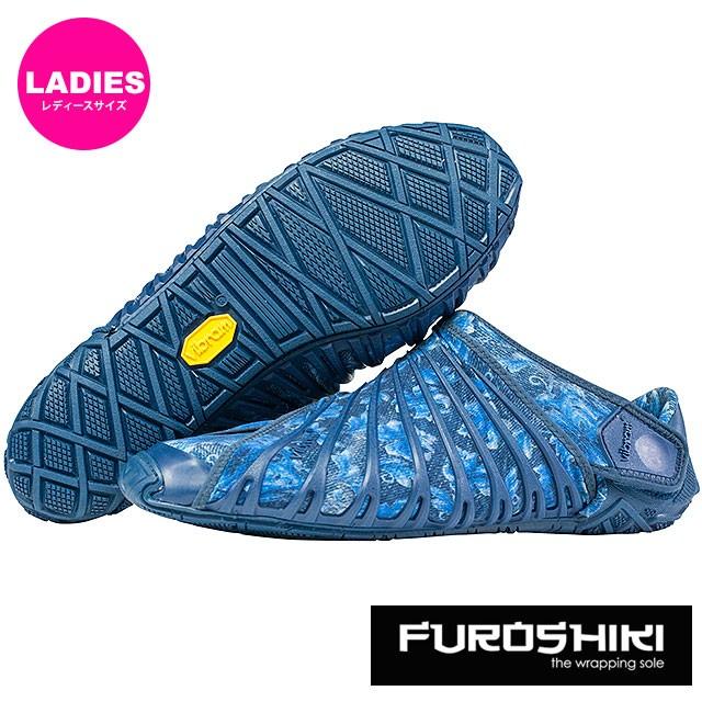 ビブラム フロシキ シューズ レディース Vibram FUROSHIKI shoes スニーカー ビブラムソール 靴 CHINA JEANS (18WAD07)
