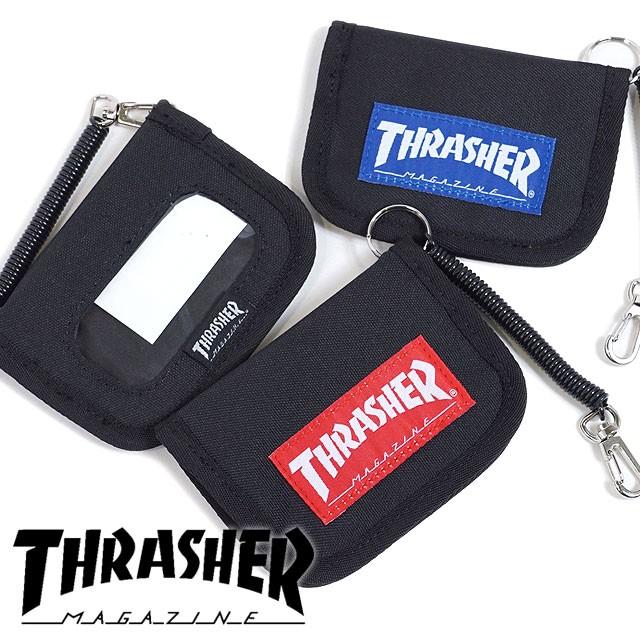 【即納】スラッシャー THRASHER カードケース 小...
