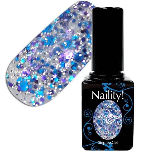 【NEW】Naility! ステップレスジェル 125 MIXグリ...