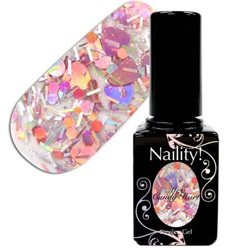 【NEW】Naility! ステップレスジェル 182 MIXキャ...