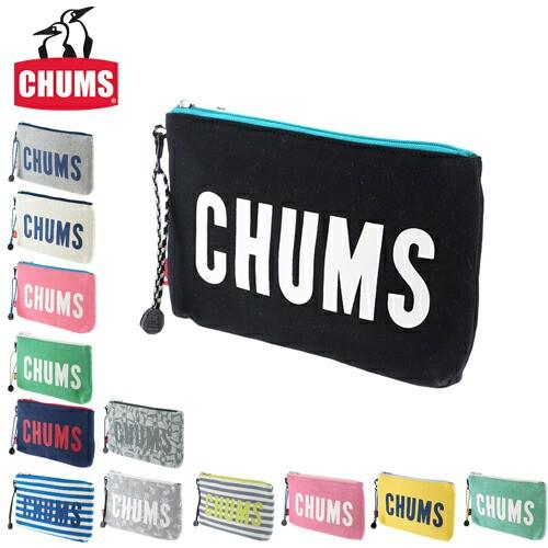 チャムス/CHUMS/ポーチ/スウェット/Big Pouch Swe...