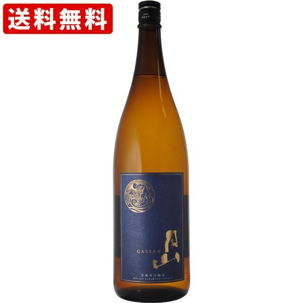 送料無料 月山 芳醇辛口純米 1800ml(出雲月山...