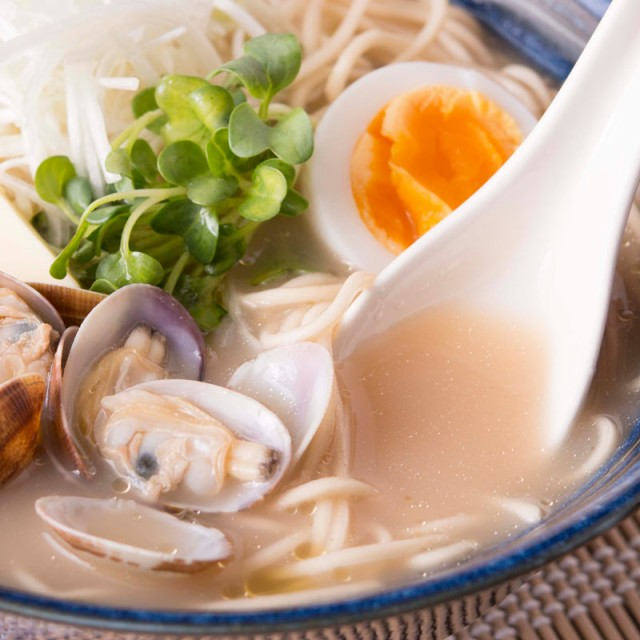 ポイント消化 もち麦麺 もち麦ラーメン 雑穀麺 食...