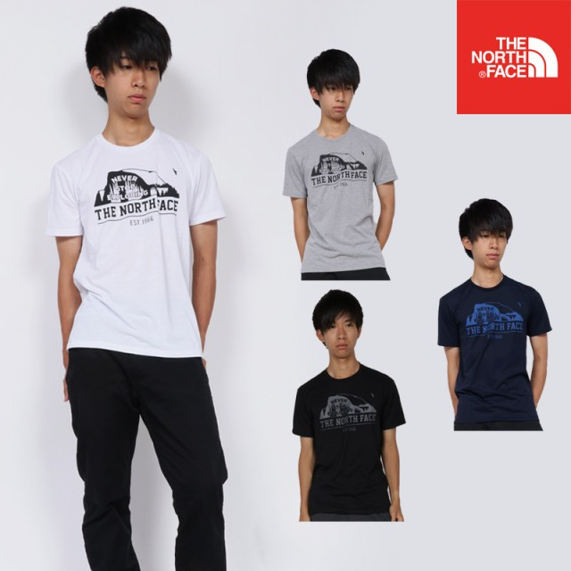 ノースフェイス THE NORTH FACE Tシャツ メンズ O...