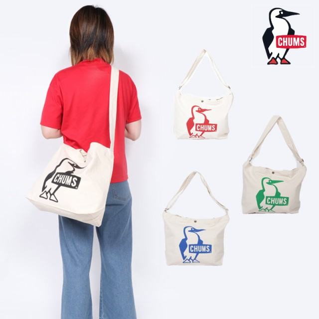 CHUMS チャムス ショルダー BOOBY CANVAS SHOULDE...
