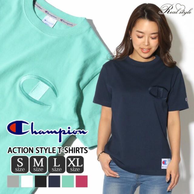 メール便送料無料 チャンピオン Tシャツ Champion...