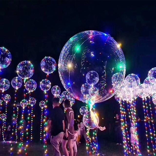 【送料無料】光る風船 バルーン クリスマス 飾り ...