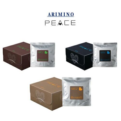 アリミノ ピース ワックス リフィル80g×3袋...
