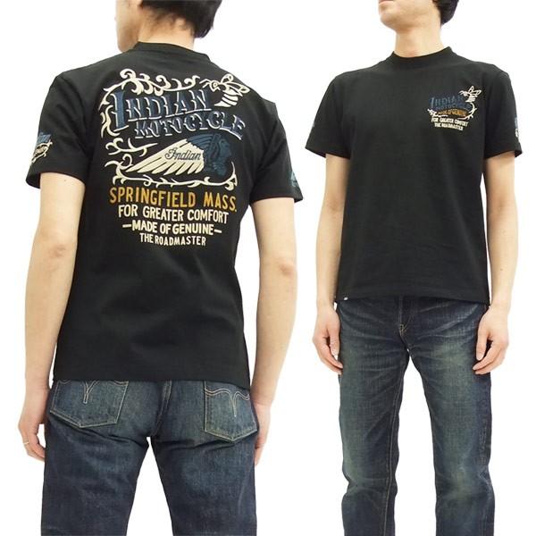 インディアンモトサイクル Tシャツ IMST-703 Indi...