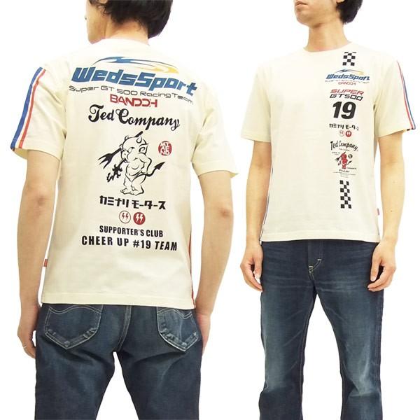 テッドマン Tシャツ WEDSTEE-07 WedsSport カミナ...