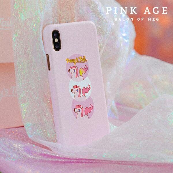 [Ponys Tail] 携帯ケース (3way change)