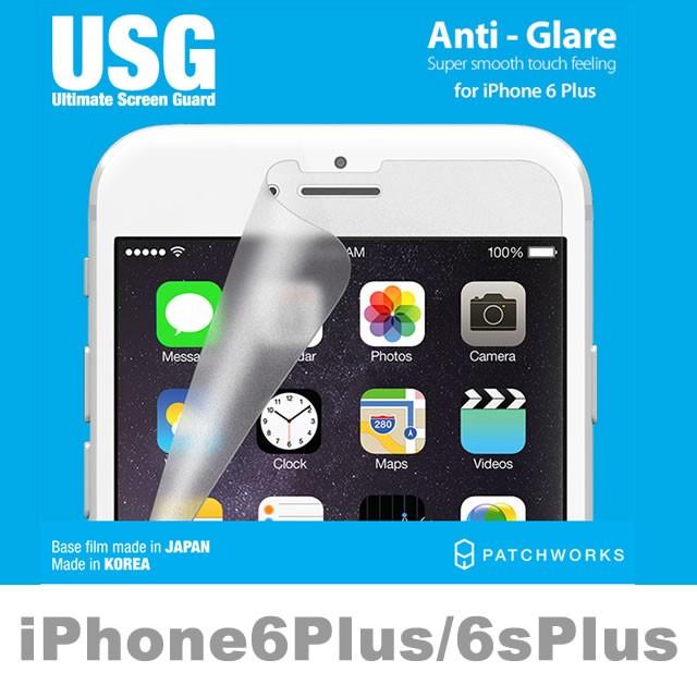 6PlusUSG-AG【iphone6plus iphone6splus 液晶保護...
