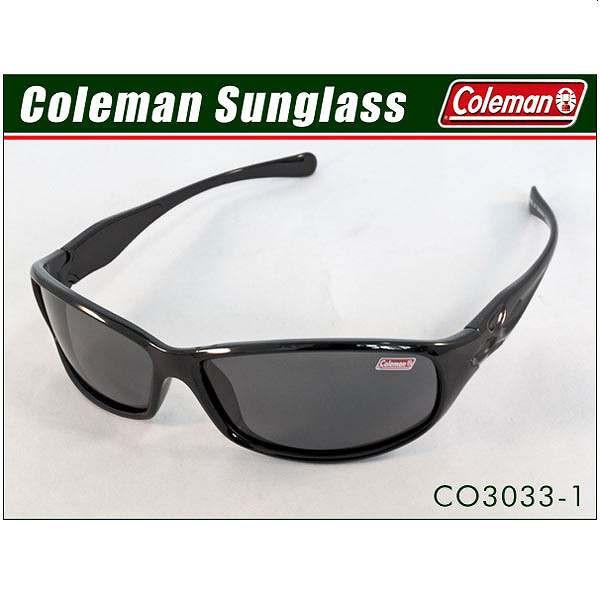 Coleman コールマン 偏光レンズ スポーツサング...