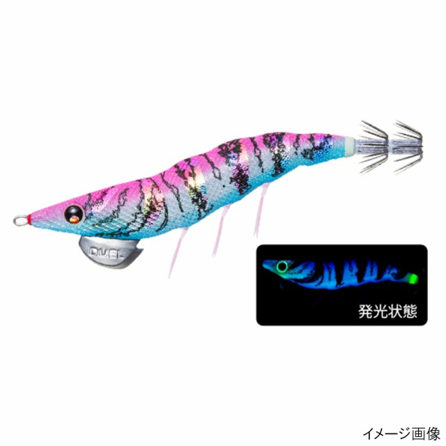 EZ-Q ダートマスター 3.0号 BLMP(ブルー夜光マ...