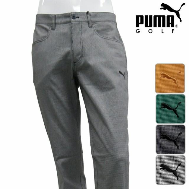 PUMA GOLF プーマゴルフ ノータック ロングパンツ...
