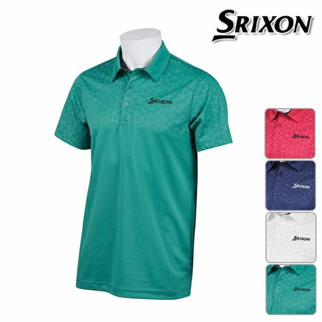 SRIXON スリクソン by デサント 半袖 ポロシャツ ...