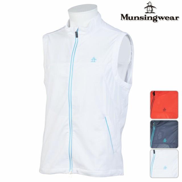 ◆ Munsingwear マンシングウエア フルジップ ベ...