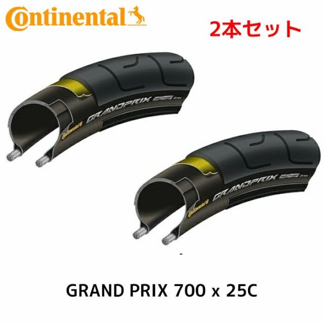 2本セット Continental(コンチネンタル) GRAND PR...