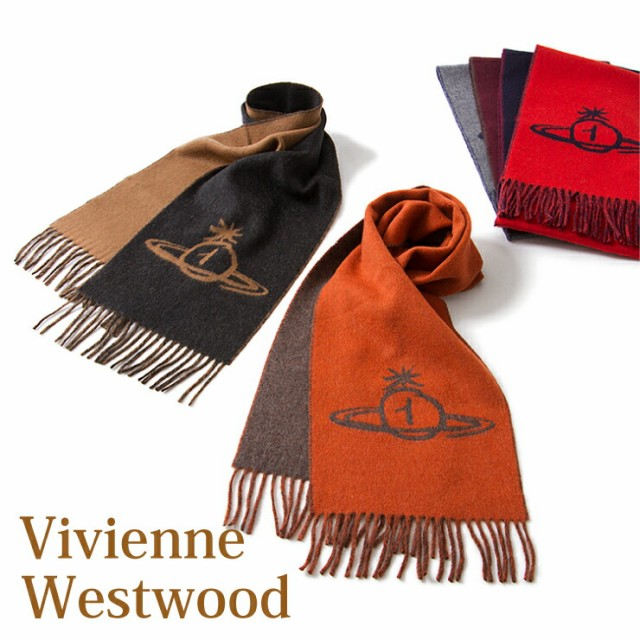 Vivienne Westwood マフラー 81030006-10638 レデ...