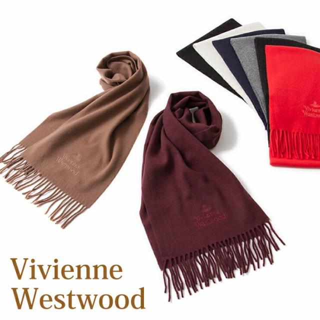 Vivienne Westwood マフラー 81030007-10638 レデ...