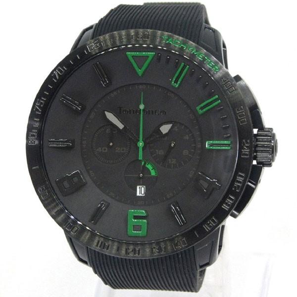 テンデンス TENDENCE 腕時計 TT560003 Black & Gr...