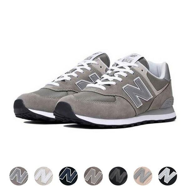 ニューバランス New Balance ML574 スニーカー 靴...