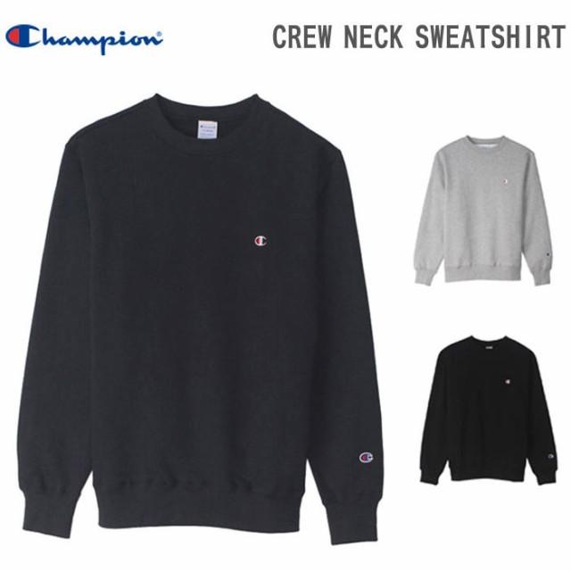 チャンピオン クルーネックスウェットシャツ CREW...